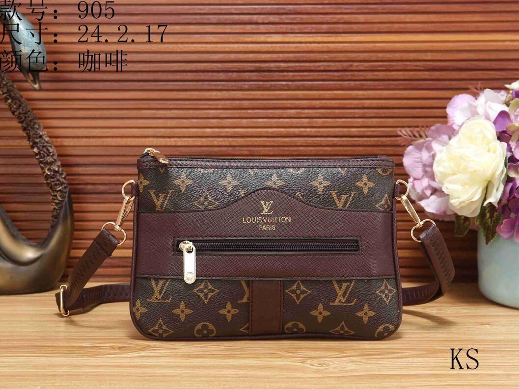 High Quality Leather Shoulder Bags Women Luxury Brand Handbags For ... 5e7b2ac993854