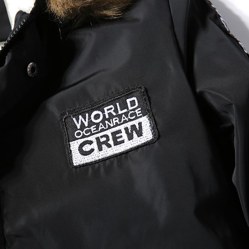 Langer Winter-Jacken-Mann-behalten warmen Mantel und Jacke für männliche zufällige Mens-starke unten Mantel-Jacken parka homme