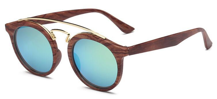 bde065c92be Brands Sunglasses Near Me Prouddemon Fashion Round Sunglasses Women Vintage  Classic Retro Coating Plastic Sun Glasses