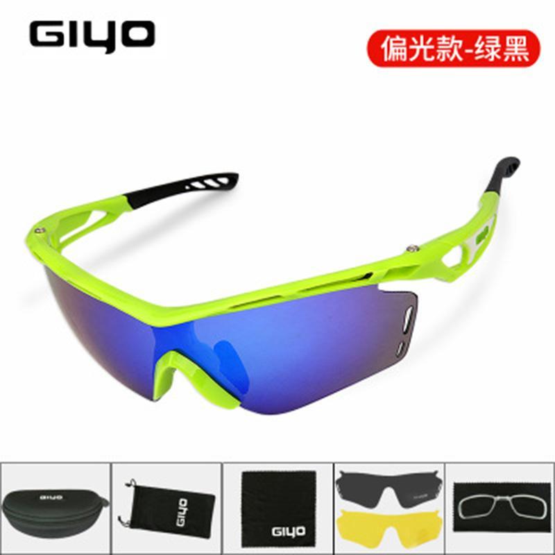 GIYO 3 Lentes Polarizadas Ciclismo Gafas De Sol MTB Goggles Hombres Mujeres  Deporte Gafas MTB Gafas De Sol Para Bicicletas Bike Por Ekuanfeng 7cbadb7a2bcf