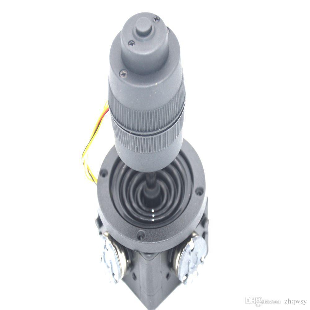 Cross Rocker Switch 5K Ohm Switch Rotate 4D Direction JH-D400X-R2 Joystick Joystick Potentiometer Black