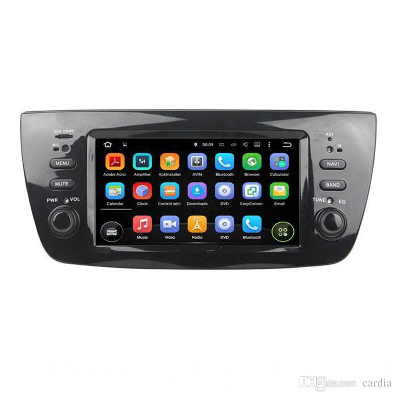Car DVD player for Fiat DOBLO 6.1 inch 4GB RAM Octa-core Andriod 8.0 with GPS,Steering Wheel Control,Bluetooth, Radio