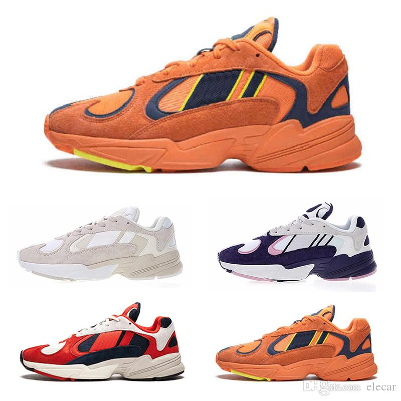 9d27a2a029 2019 2018 Dragon Ball Z X YUNG 1 Running Shoes For Men Women Kanye West 700  Designer Sports Sneakers With Original Box From Elecar