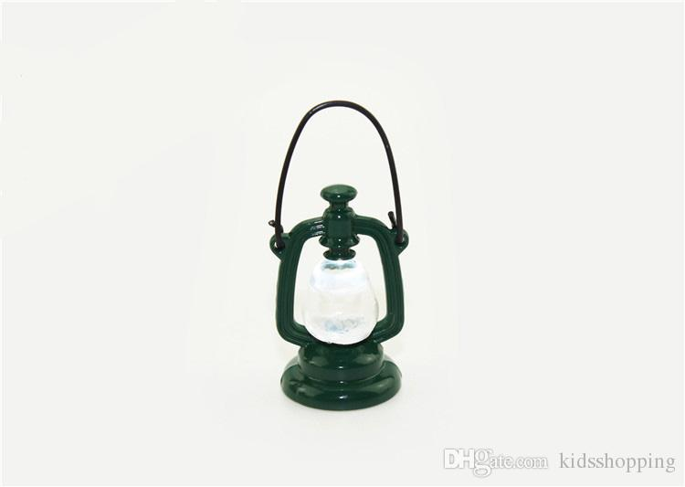 NEW 1:6 Scale Retro oil lamp Dollhouse Miniature Toy Doll Food Kitchen living room Accessories