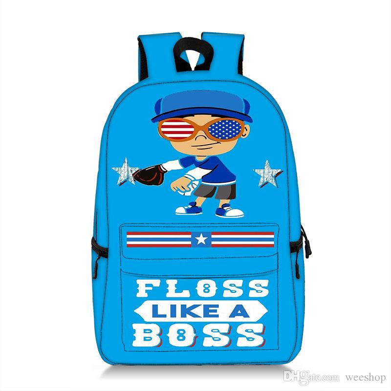 1bfed9557508 Custom New Popular Floss Blue Large Kids Boys School Bags for Sale Cute  Unicorn Girls Backpack Boys School Bags Large School Bags Girls Backpack  Online with ...