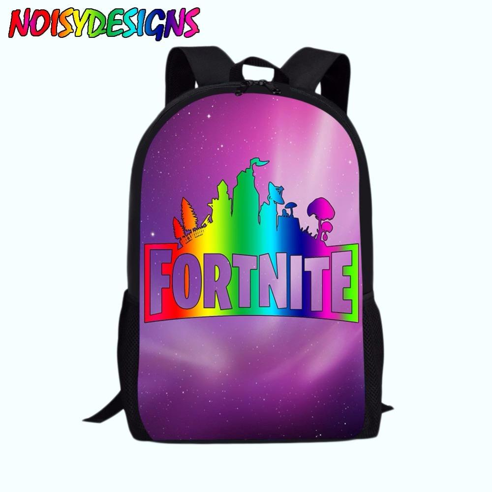Fortnite School Bag Backpack Girls Boys Preppy Style Galaxy Backpacks  Children Satchel Book Bags School Supplies Drop Shipping Messenger Bags  Leather ... 49542a2530748