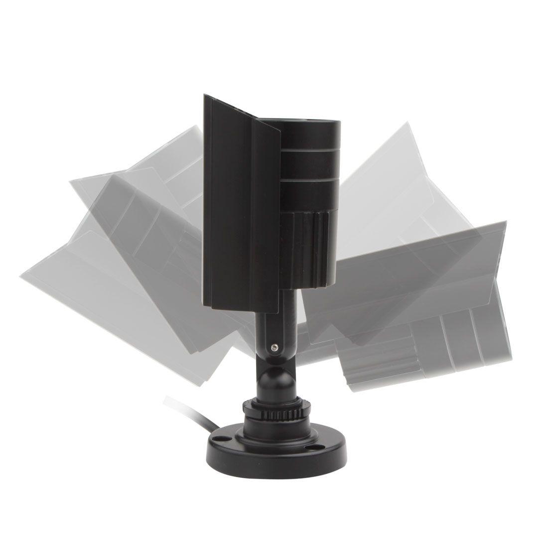1000TVL 6mm Lens 1/3 CMOS Telecamera di sicurezza CCTV esterna IR Night Vision a colori impermeabile CCT_154