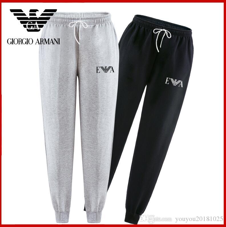 2019 2018 New Fear Of God Print Pants Women Men Joggers Hip Hop Streetwear  Men Casual Joggers Sweatpants Trousers S XXXL From Youyou20181025, ... 7b11e6ecf45
