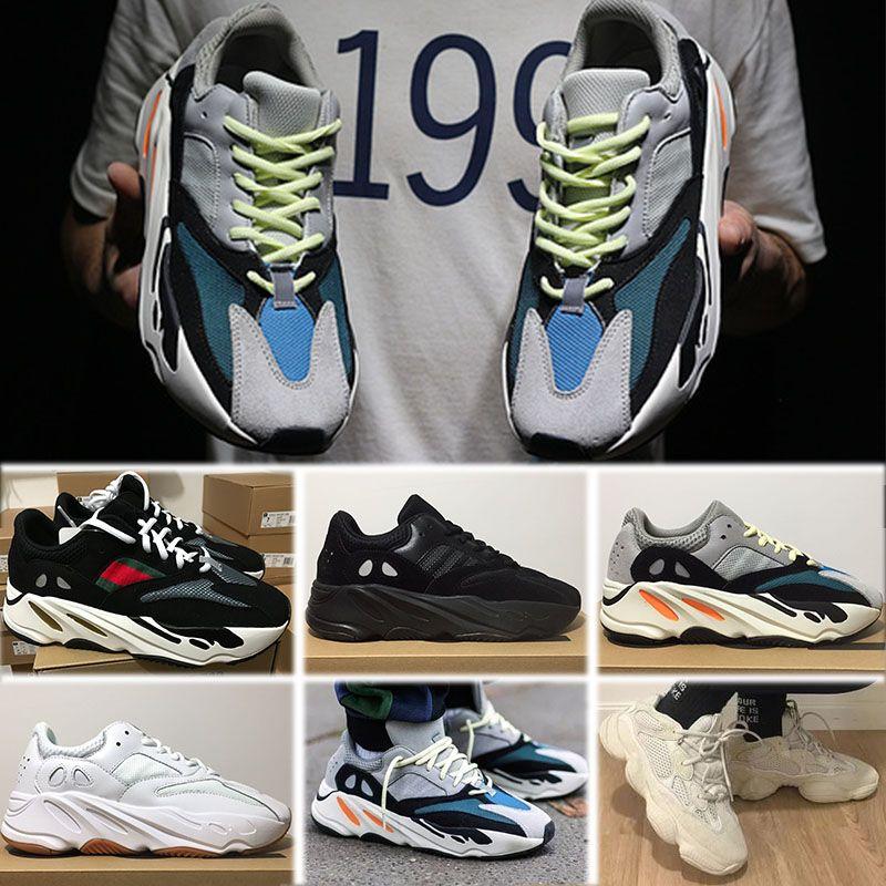 fb13709fb 700 Designer Sneakers 2018 New Kanye West Wave Mens Women Athletic ...