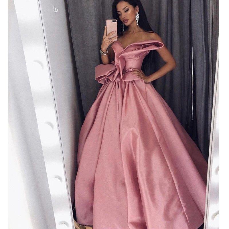 Pretty A Line Celebrity Prom Dresses Fashion Sweetheart Sleeveless ...