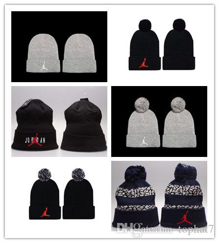 Top Sale Hip Hop Beanies Cheap Pom Beanie Hats Wool Cap Autumn Winter Caps  Sprot Men Hat Woolen Hat Diamond Skull Caps Red Beanie Hats For Sale From  Tophat7 ... cc7bade69