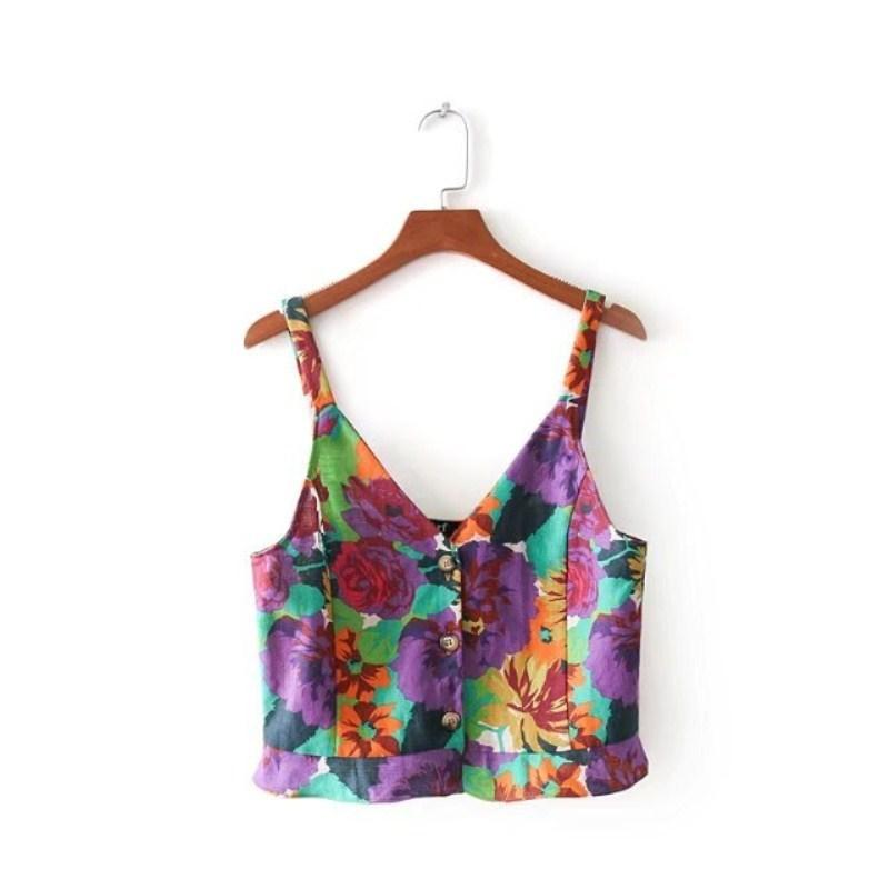 2f500f00d3063 Camis Women Cropped Sexy Tank Top Crop Top Deep V Neck High Quality ...