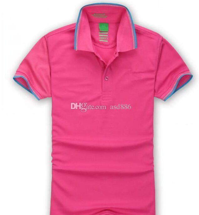 fc3d781e9b0 2019 New 2018 Men S Brand Polo Shirt Embroidery For Men Designer Polos Men  Cotton Short Sleeve Shirt Brands Jerseys Golf Tennis From Asd886
