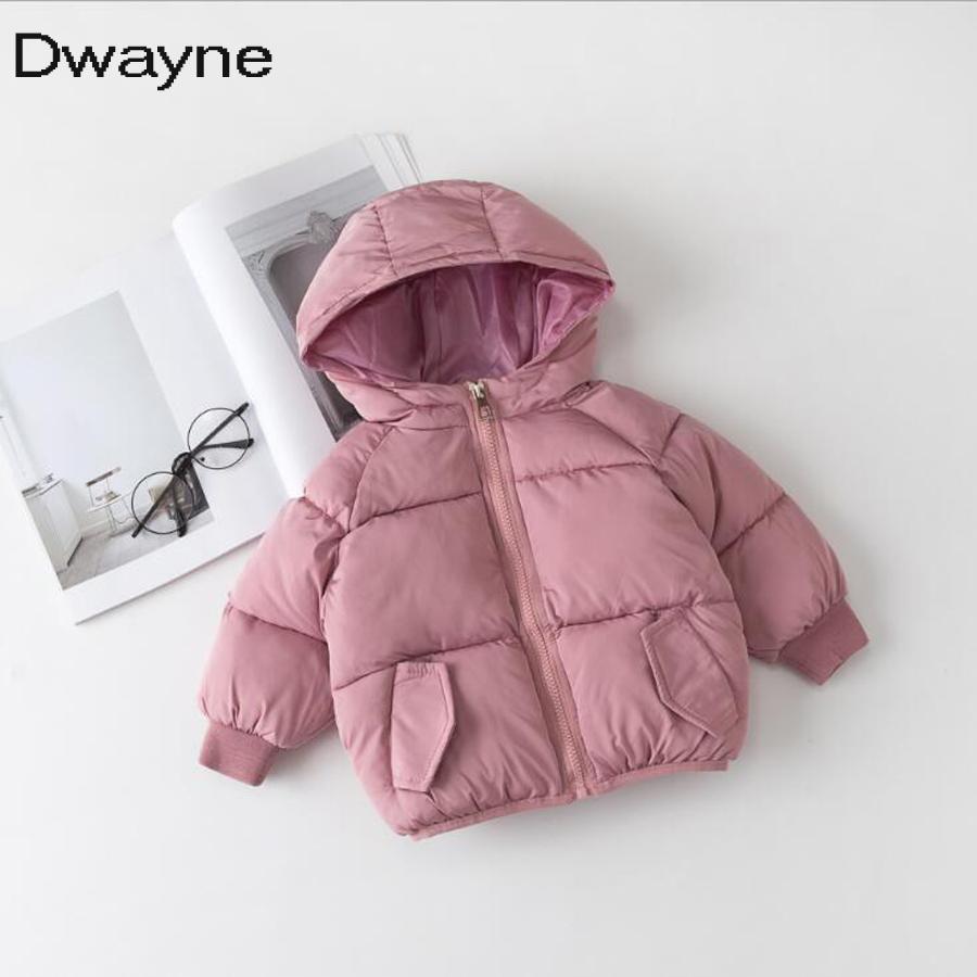 b8e4f2c3c1bb Winter 2018 New Baby Winter Coat Spring Jackets Infant Toddler Boys ...