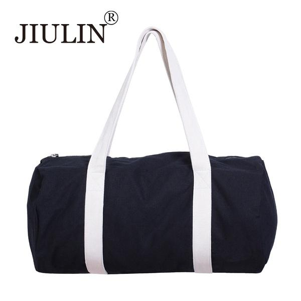 Vintage Military Canvas Leather Carry On Luggage Bags Men Duffel Bags  Travel Tote Large Weekend Bag Overnight Men Travel Bags Handbags For Sale  Personalized ... e2b77d5777cc4