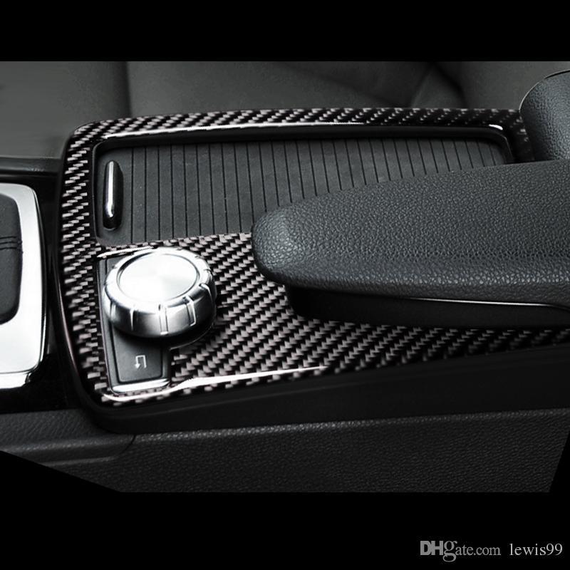 Großhandel Für Mercedes Benz C E Klasse W204 W212 Coupe Kohlefaser