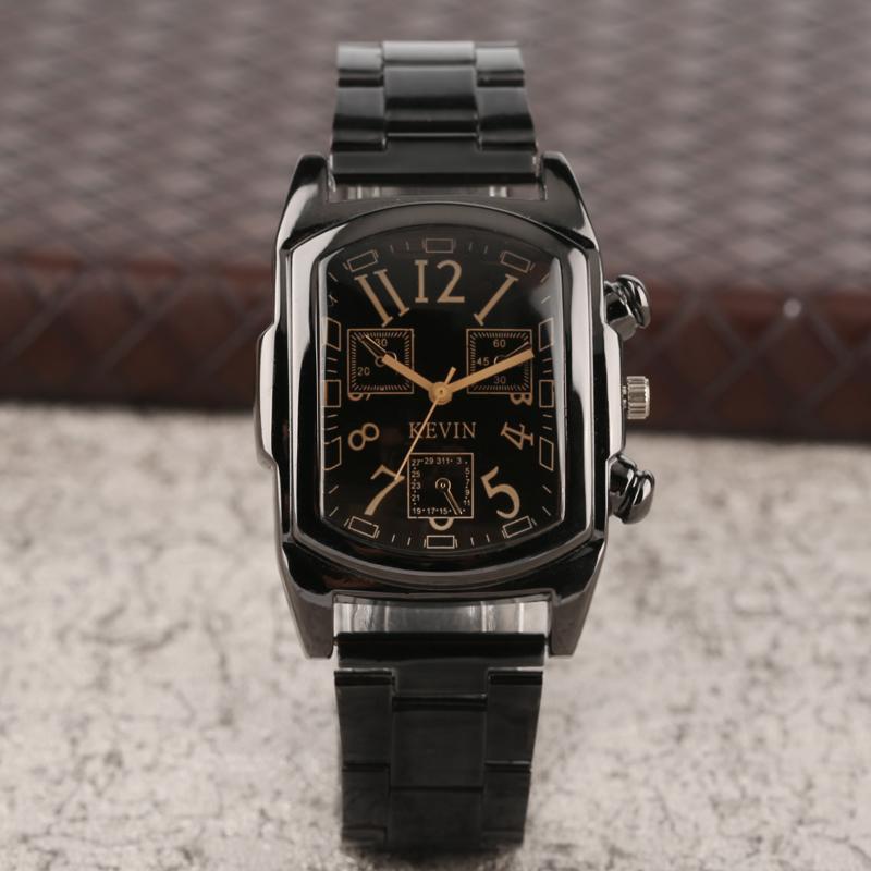 Großhandel Mode Lässig Kevin2314 Männlich Quarz Armbanduhren Mit ...