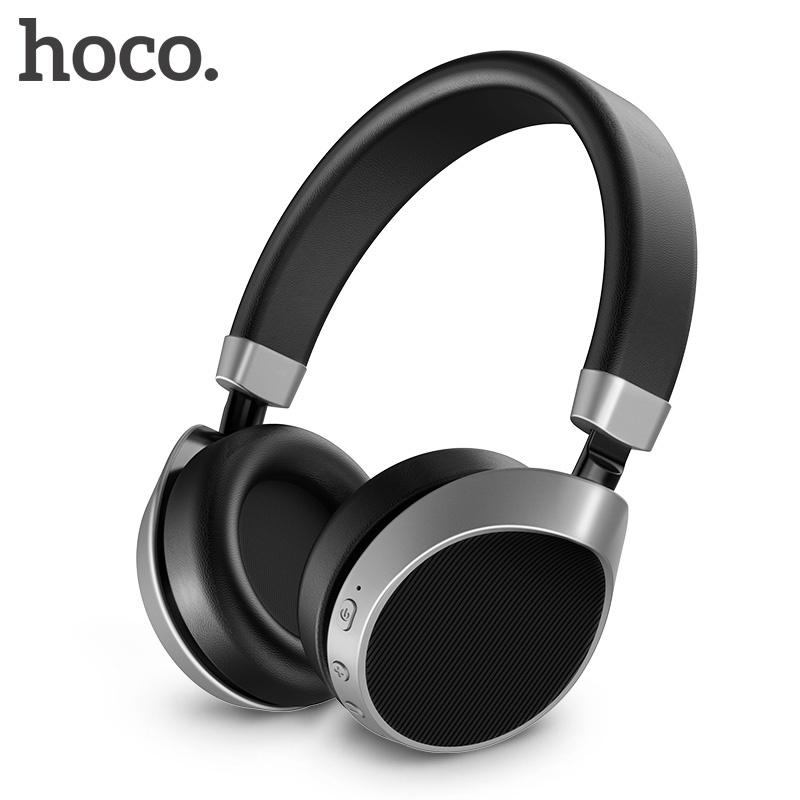 8350011416e Hoco Bluetooth Headphones Hybrid Wired & Wireless Gaming Headset With  Microphone Remote Big Earphones Monitors Gamer Music PC Best On Ear  Headphones Cool ...