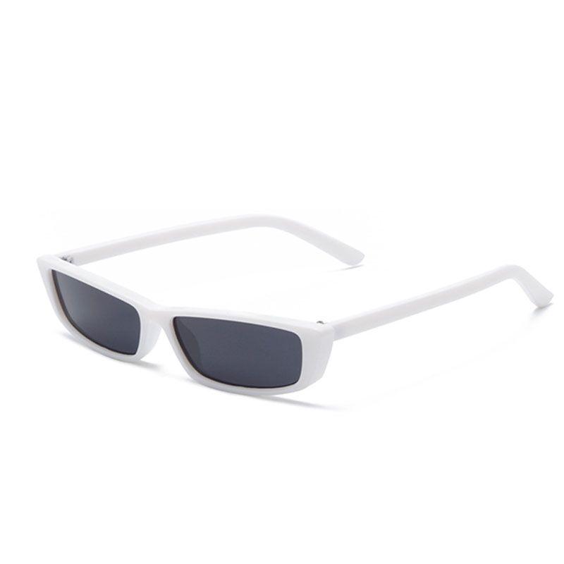 1525a7c457 Sol Gafas De Diseñador Rectángulo La Mujer Compre Vendimia 5c4jSRL3Aq
