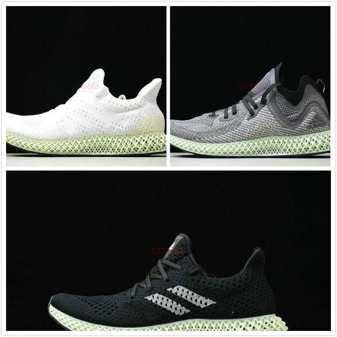 8ae1a783a4fa AlphaEdge 4D LTD Printing Futurecraft Grey Black Technology Running Shoe  White Mens Designer High Quality Sport Sneaker AlphaEdge 4D Futurecraft  Online with ...