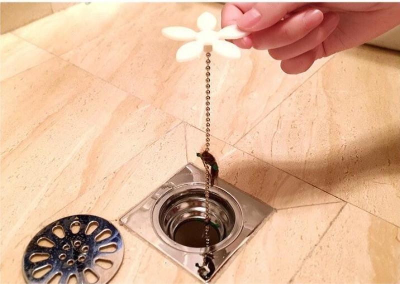 Vasca Da Bagno Intasata : Acquista tubo di scarico capelli catcher stopper clog cucina bagno