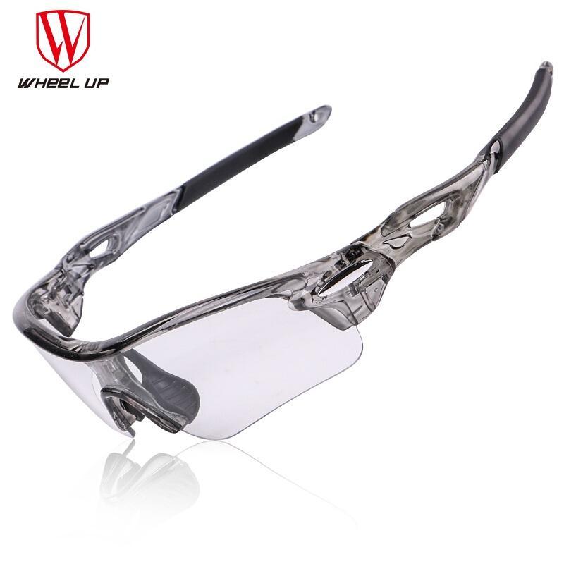 45c802eaaa WHEEL UP Photochromic Cycling Goggles Polarized Sports Sunglasses ...