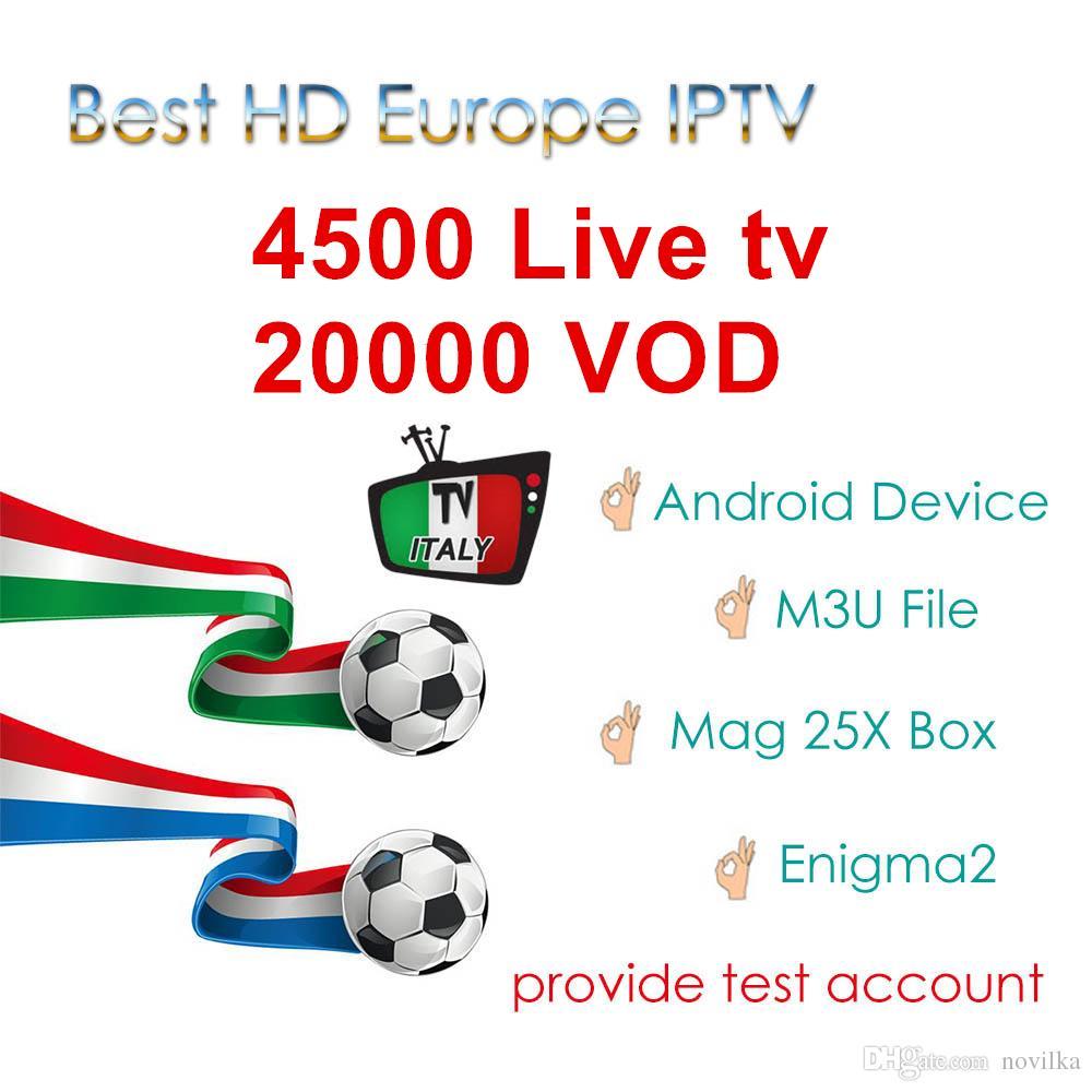 Tv Receivers World Iptv Subscription Poland Switzerland Spain Uk European American Ex-yu For Android Smart Tv Box Mag Box Beautiful Iptv Channels 5000
