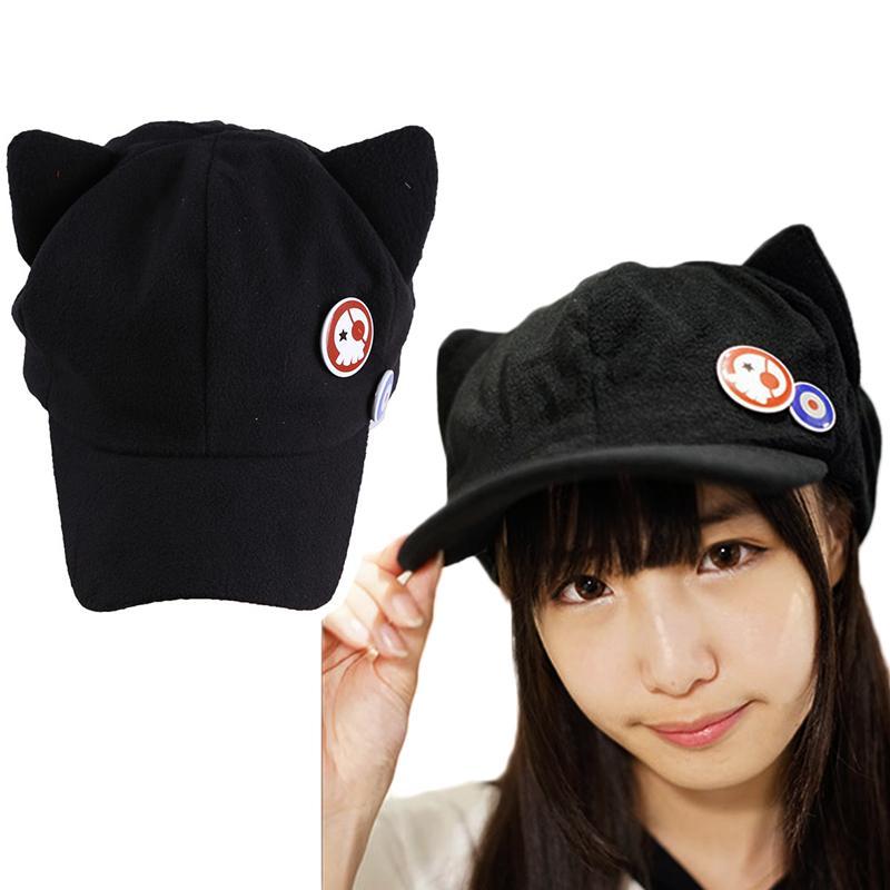 Cosplay Hats Men Women Unisex Cartoon Anime Cute Cat Ears Baseball Caps  With Badges Solid Black Casual Sport Hats New IU985098 UK 2019 From  Orangeguo 1737dd5fbdbf