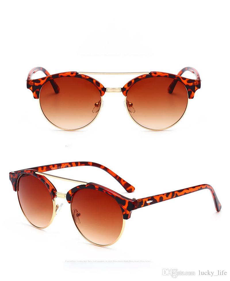 2018 alta qualidade baixo preço dos homens óculos de sol retro óculos de sol das senhoras da marca cor designer 6 atacado boa qualidade óculos