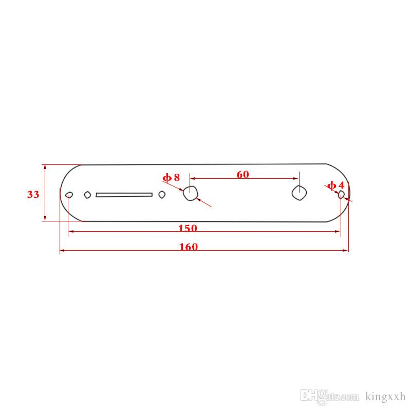 3 طريقة التبديل لوحة التحكم السلكية لتيلي غيتار كهربائي سرعة المقابض لهجة حجم تسيطر أجزاء الغيتار TL