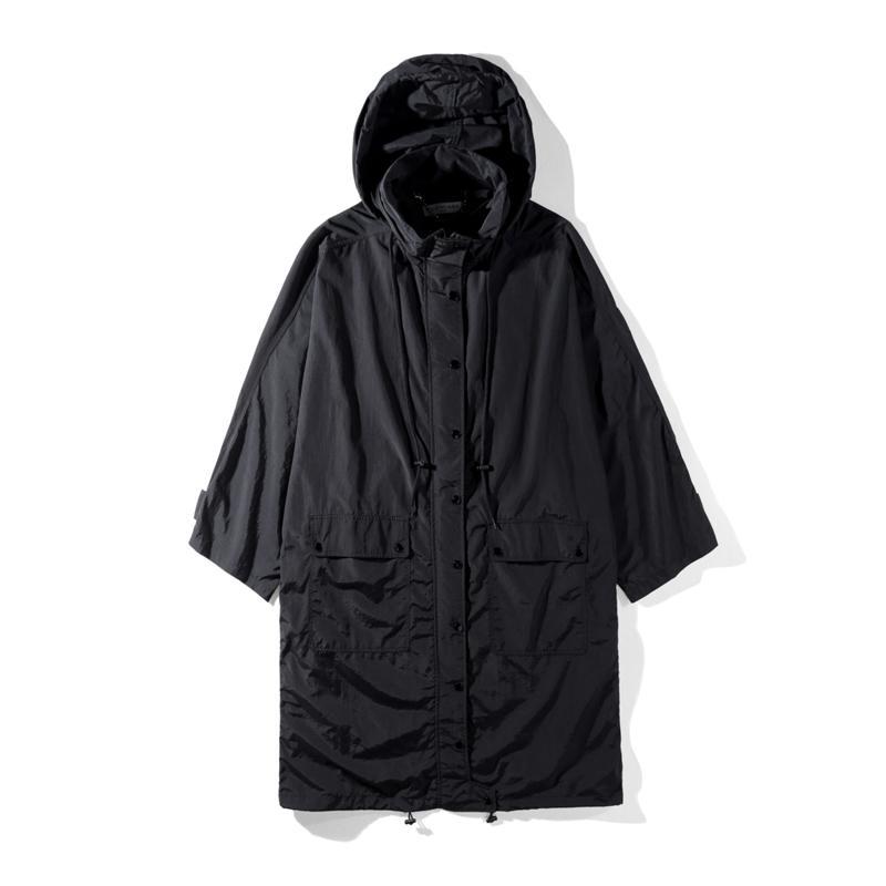 18ss Newest Europe Luxury Paris Hoodie Jacket Waterproof Coat Thin Windproof Jacket Raincoat