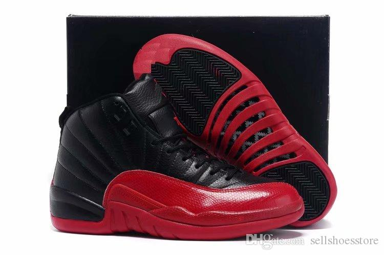 New Arrival Hotsale Mens 12 Xii Basketball Shoes Athletics Comfort