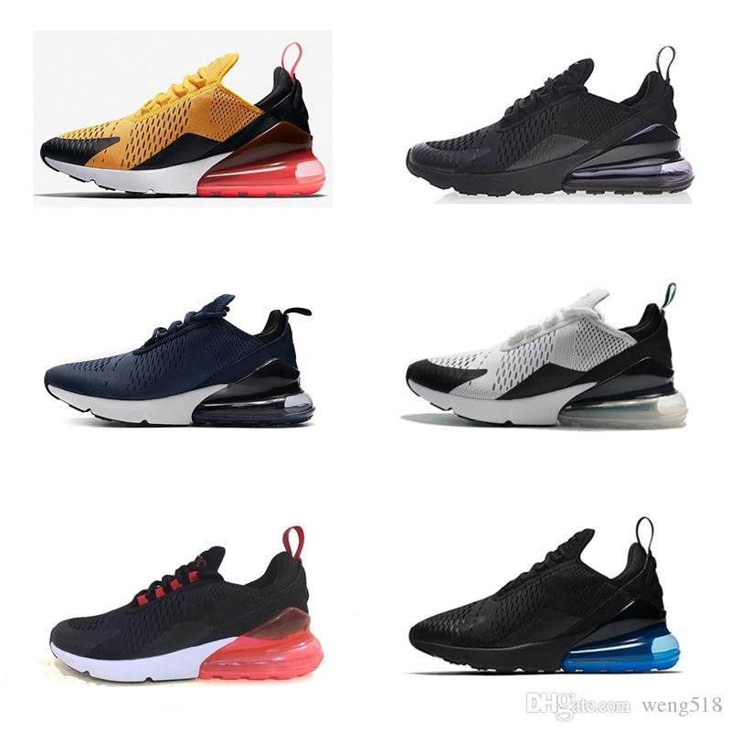 8a939757a 270 Photo Blue Running Shoes Navy Teal Mens Flair Triple Black ...