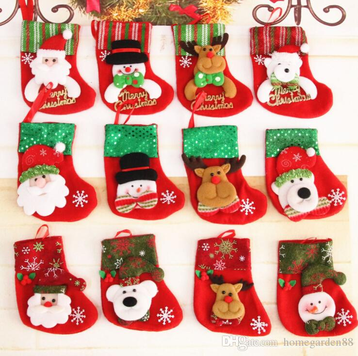 christmas decoration gifts trumpet old man socks christmas gifts gift bags premium applique sequins christmas socks blue christmas decorations buy christmas