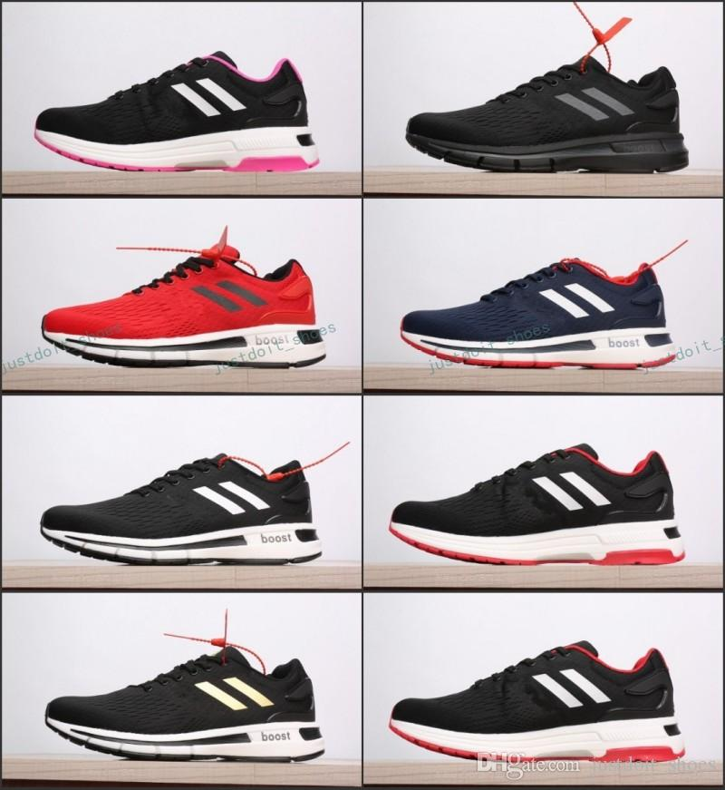 Very popular 2018 Newest questar designer shoes for Men and womens running shoes Red and Black size 36-44 comfortable online zTF6K4yp6