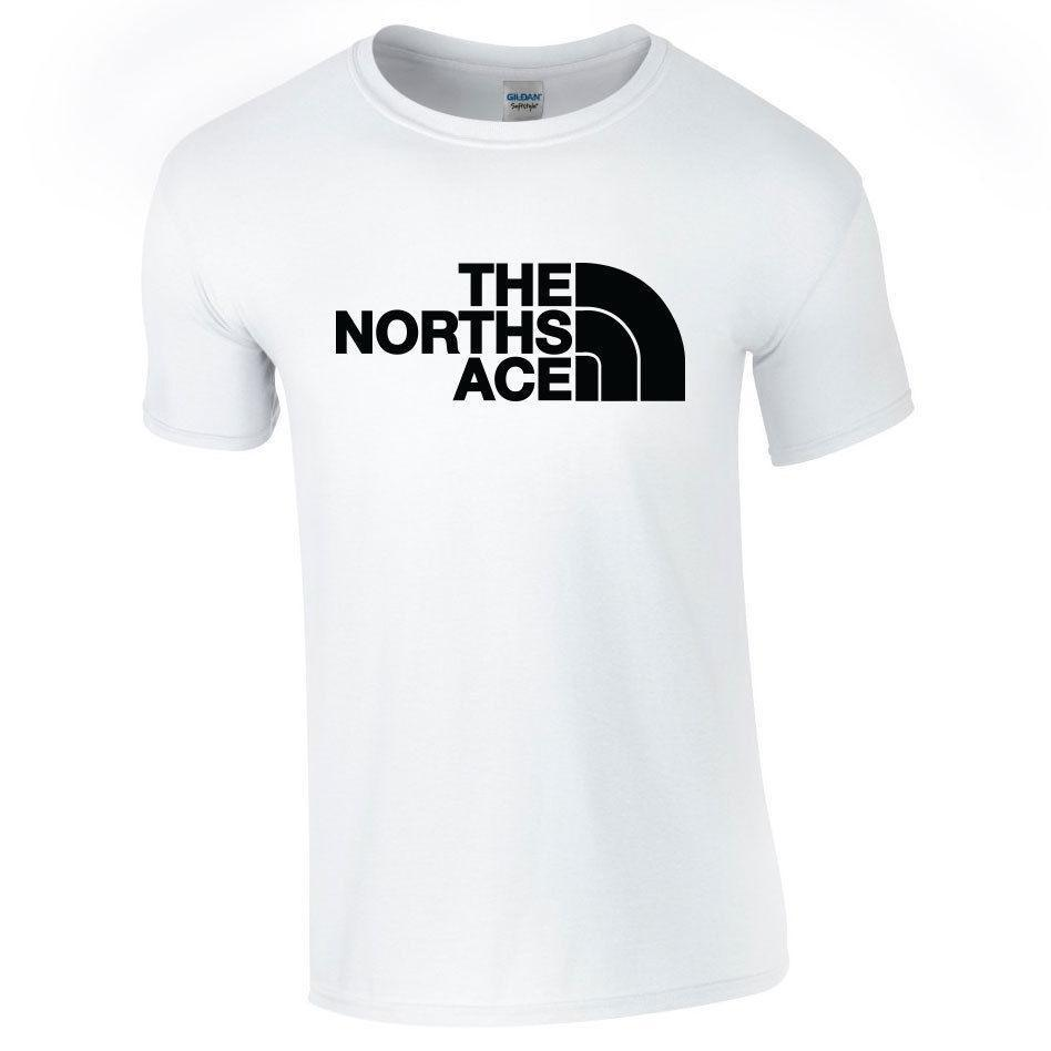 541d09decc0 THE NORTHS ACE Tshirt Tee Top Funny North England Clothing Manchester Leeds  York Designer Mens T Shirt Really Cool Sweatshirts From Yuxin04