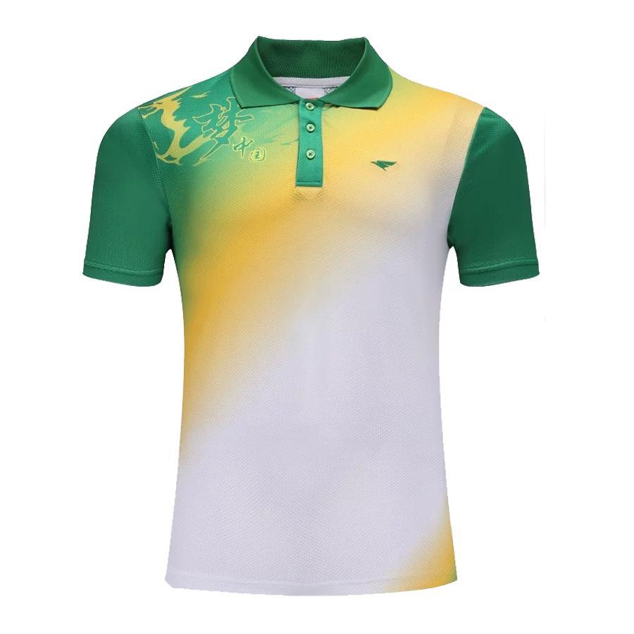 Compre Sueño Chino Camisa De Golf Deporte Polo De Golf Camiseta Mujer Ropa  Desgaste Transpirable Entrenamiento Ejercicio Camiseta Camisetas Deportivas  A ... b7475814c23fd