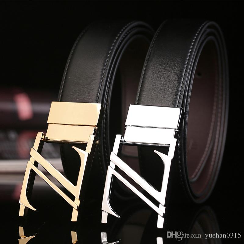 46ac6f39db5 2018- Belt High Quality Brand Designer Belts Luxury Fashion Belts ...