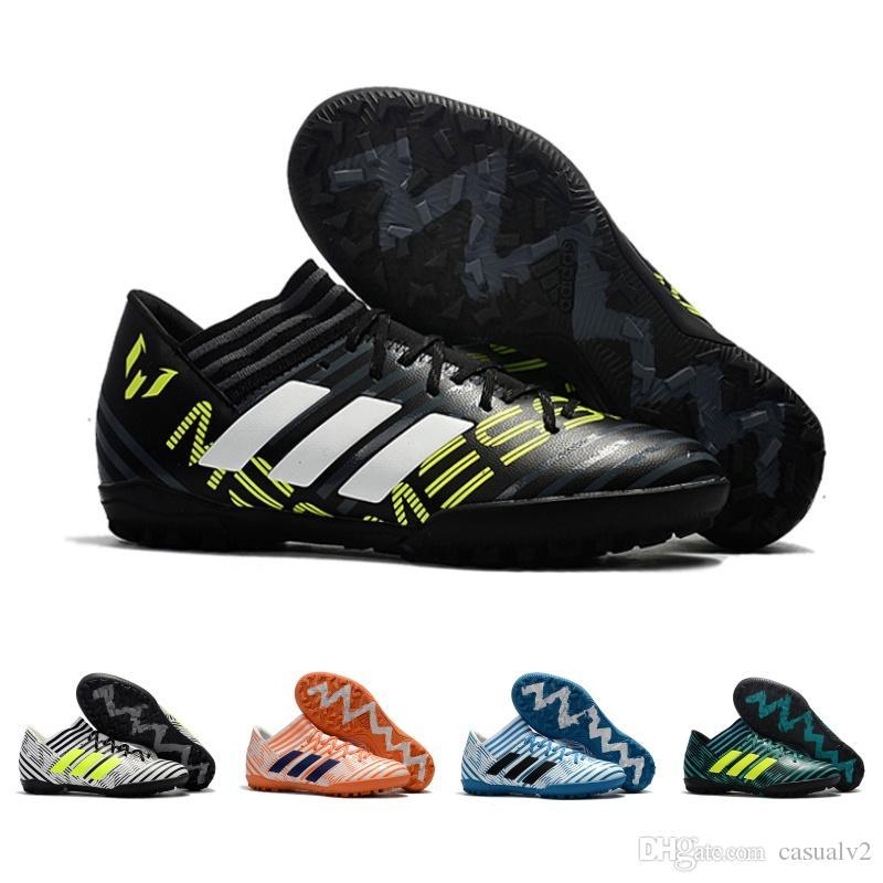 Mizuno Running Adidas Nemeziz Tango 17.3 Tf Originals Uomo Tacchetti Scarpe Da Calcio Al Coperto Scarpe Da Calcio Morbide Nemeziz 17 Turf Zapatos Futbol ...