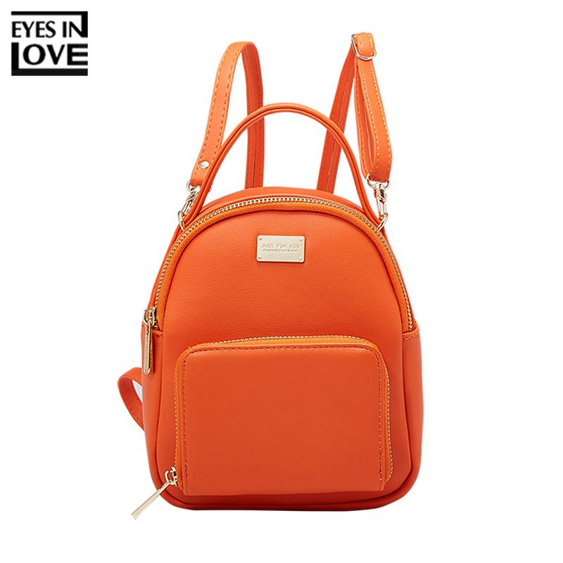 d1cccc28ac Brand Designer Multi Function Small Backpack Female Leather Women Backpacks  Laptop Girl Mini Shoulder Crossbody Bag Ladies Purse Best Backpack Designer  ...