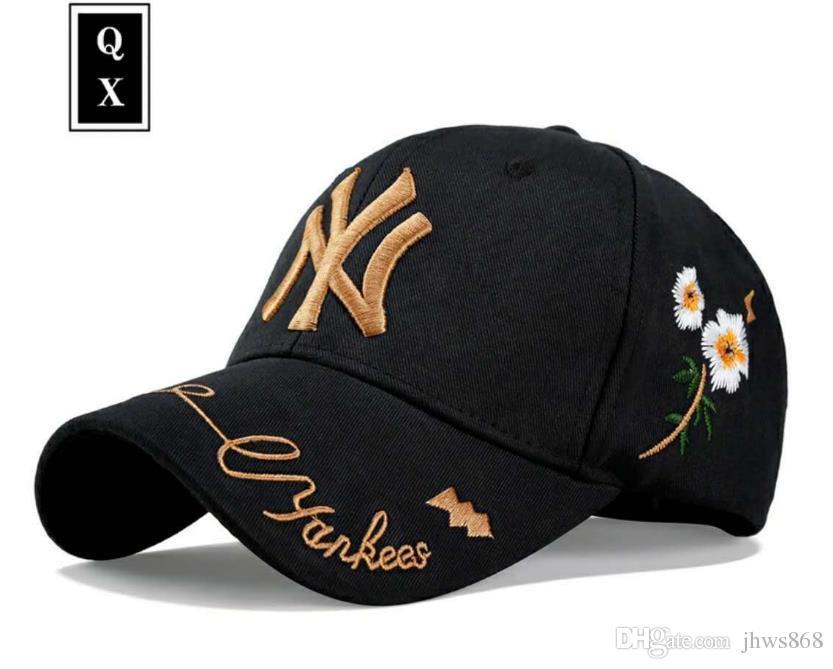 f59afdab9 2018 Fashion Brand Snapback Caps Strapback Baseball Cap Hip-Hop Hats ...