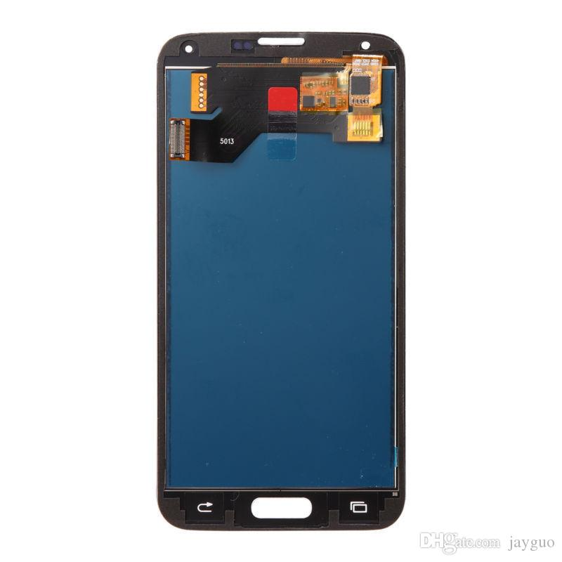 High Quality LCD Display For Samsung Galaxy S5 G900 SM-G900F I9600 Touch Screen Assembly Digitizer Replacement Parts