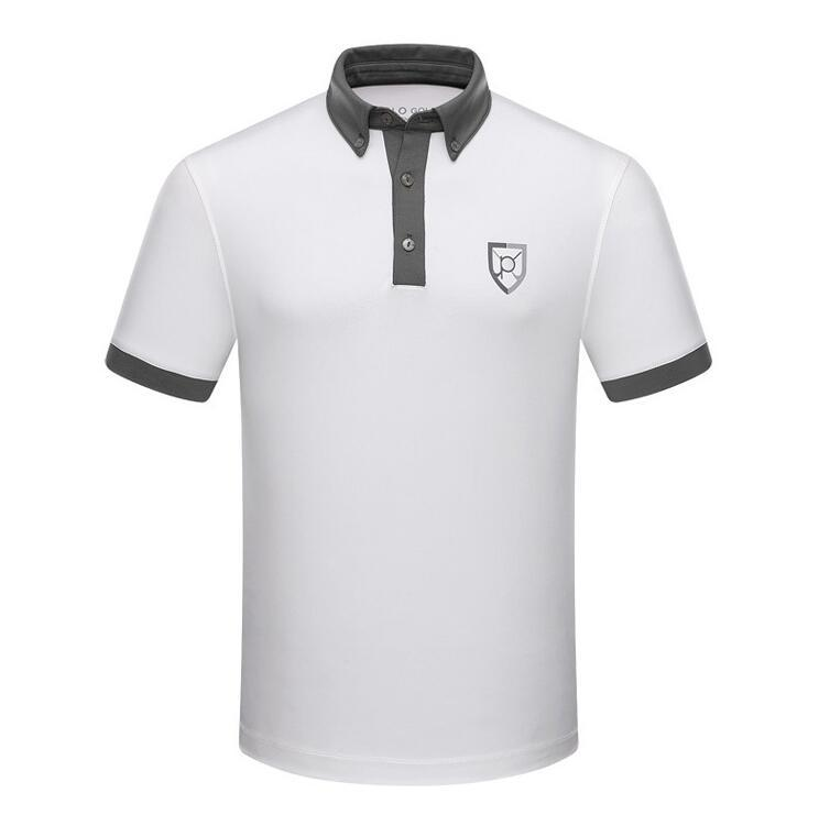 0a5c4869 2019 High Quality Men Golf Polo Shirt Thin Summer Clothes Sportswear  Breathable And Quick Drying Short Sleeve Golf T Shirts M 3XL From Qingbale,  ...