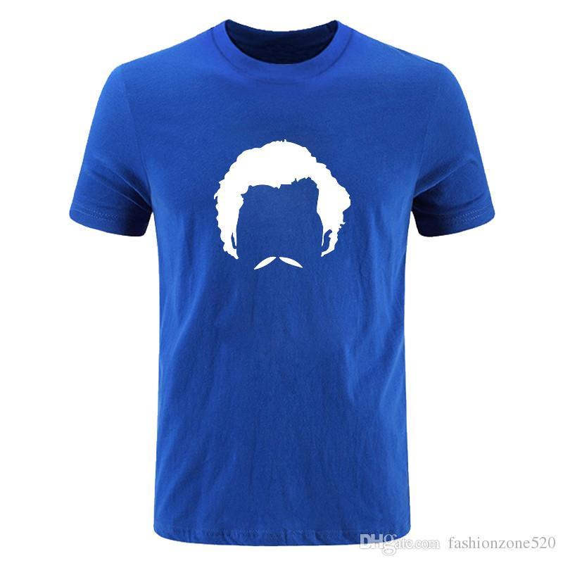 TV Show Pablo Escobar Narcos T Shirt Erkekler Yeni Baskılı casual t shirt Yaz Kısa Kollu Pamuk Tops Tees DIY-0560D