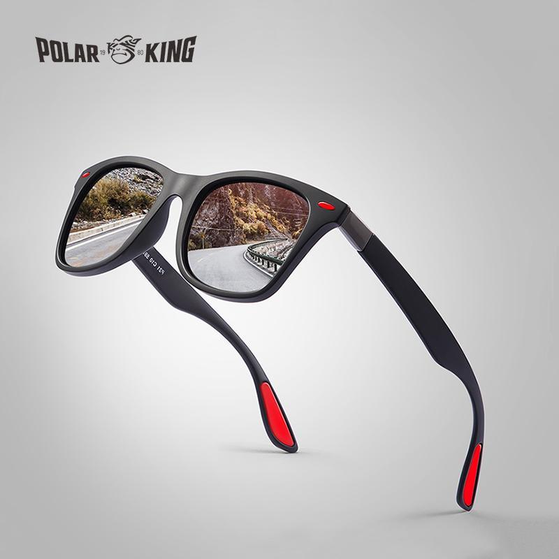 6cbe6cd45d1 POLARKING Brand Men s Fashion Polarized Sunglasses For Driving ...