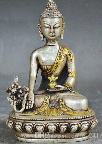 Fino Antiguo Sino Tibetano Chino Nepalí Bronce Budistas Tara Estatua De Buda Other Asian Antiques