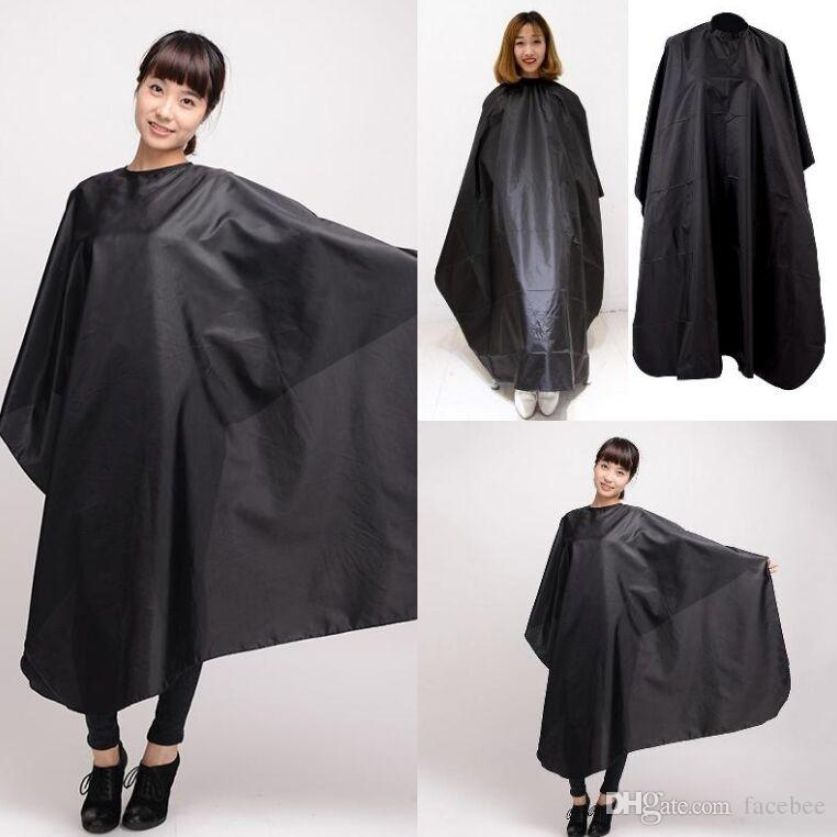 Hairdresser Barbers Hairdressing Cape Gown Cloth Haircutting Hair Cut Salon Apron Nylon Cloth Styling Tool