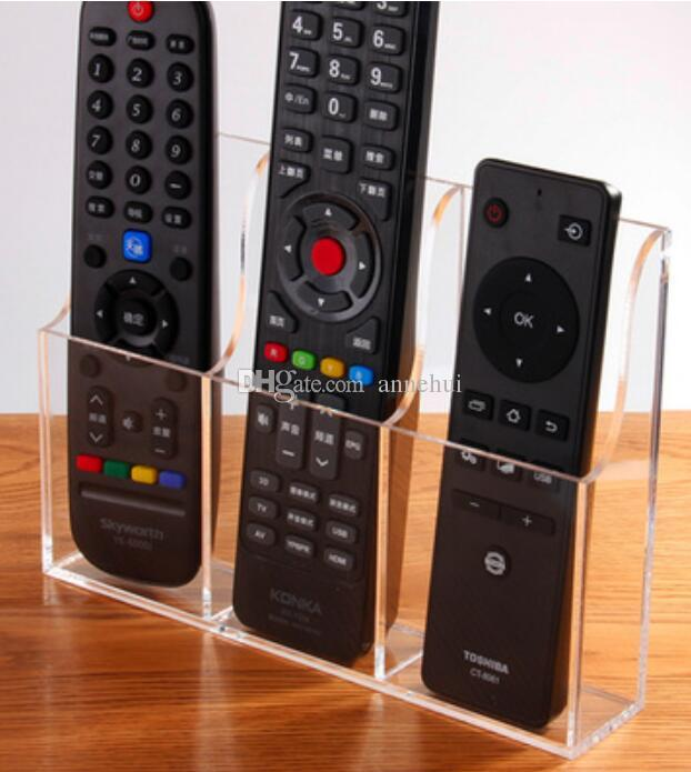 2018 New Arrival Acrylic Remote Control Fixed Box Wall Hanging Remote  Control Storage Box Tv Air Conditioning Remote Control Display Rack From  Annehui, ...