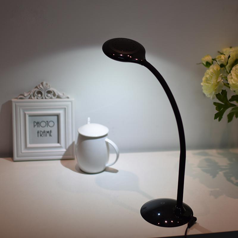 2018 Usb Rechargeable Desk Lamp Portable Dimmable Led Table With 3 Level Brightness Lampe Bureau For Bedroom Dorm Reading Study From Hogon