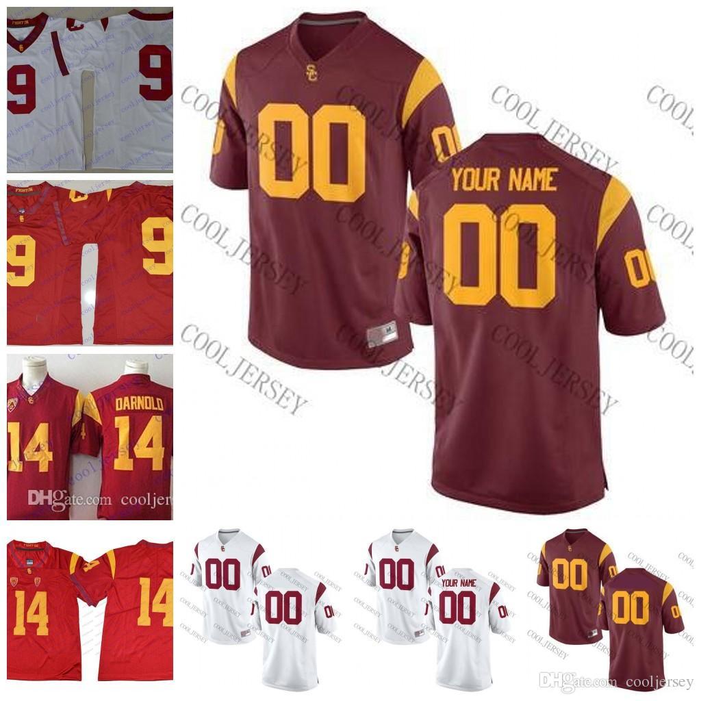 dc0997de3 Custom ncaa usc trojans college football personalized any name jpg  1024x1024 Custom usc football uniforms